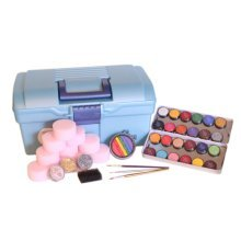 Professional Make-up Starter Kit -  makeup eulenspiegel beginners case