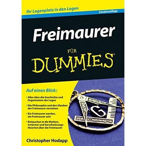 Freimaurer fur Dummies (Für Dummies)