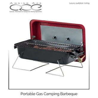 Compact Portable Camping Barbecue Gas BBQ