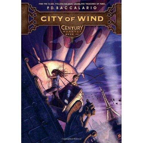City of Wind (Century (Hardback))