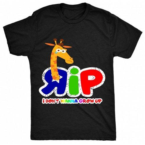8TN Sad Geoffrey RIP Don't wanna grow up Mens T Shirt