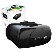 Stealth VR50 Headset for Smartphones - Black