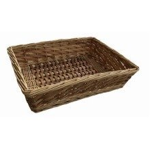 Extra Large Chipwood Wicker Tray