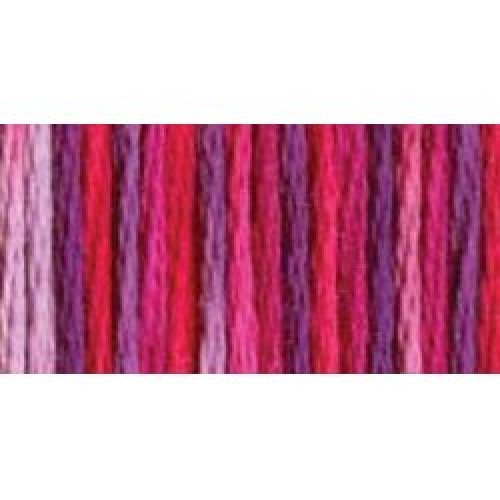 DMC Color Variations 6-Strand Embroidery Floss 8.7yd-Berry Parfait