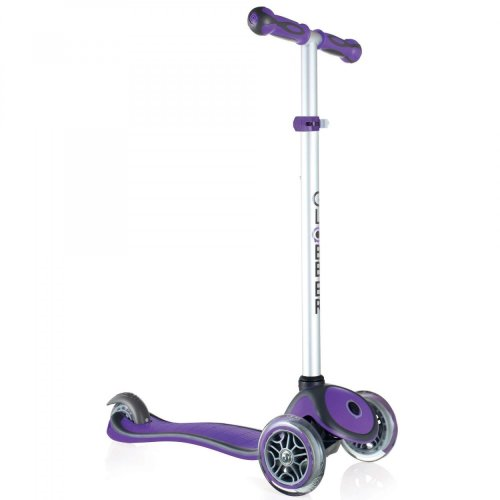 Globber Primo Plus Children's Scooter - Purple