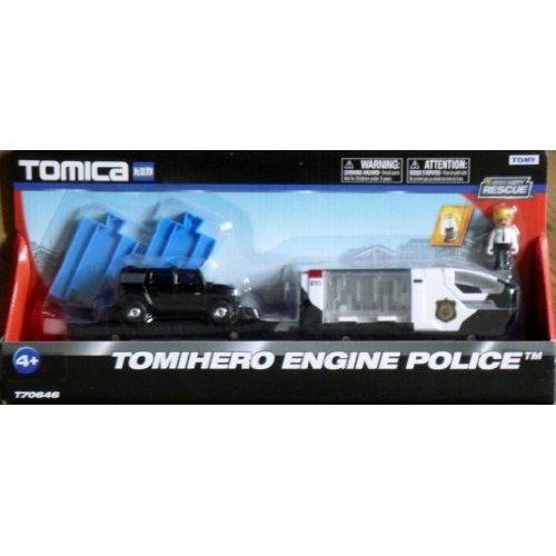 Tomihero Engine Police - 6 Pieces