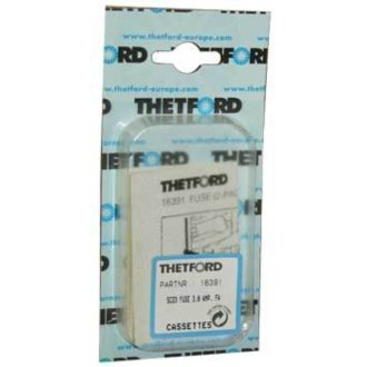 Thetford 3A Glass Fuse For Cassettes