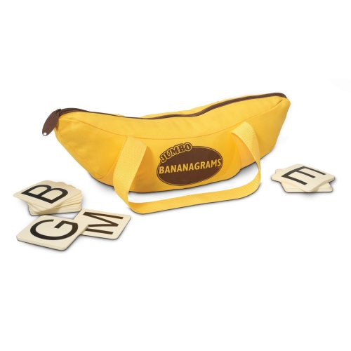 Jumbo Bananagrams Game
