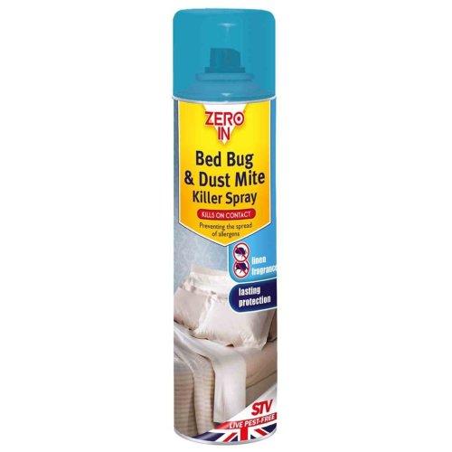 Bed Bug & Dust Mite Killer - 300ml