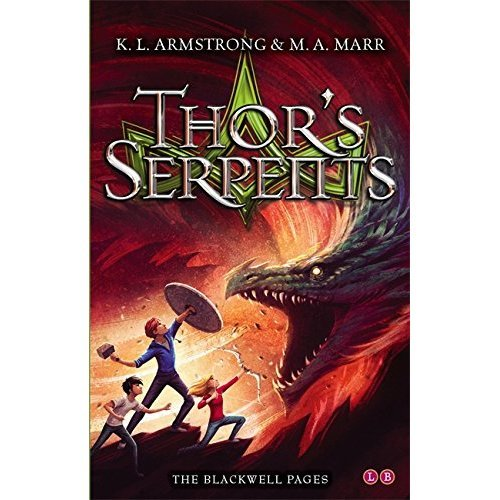 Thor's Serpents: Book 3 (Blackwell Pages)