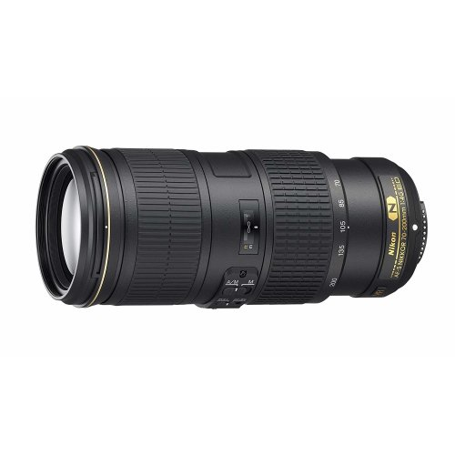 Nikon AF-S Nikkor 70-200mm f/4G ED VR Lens | Telephoto Zoom Lens