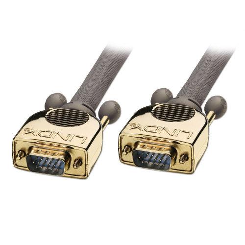Lindy 37819 VGA cable 7.5 m VGA (D-Sub) Grey