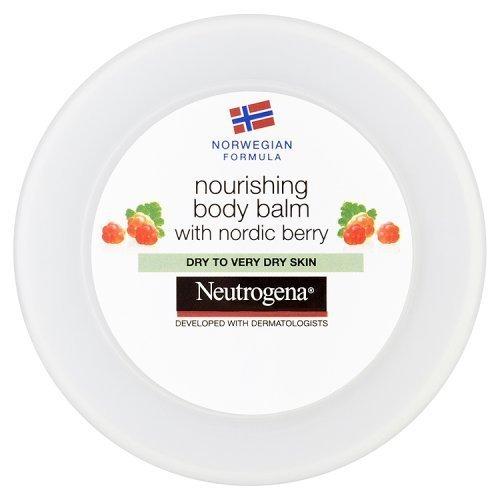 Neutrogena Norwegian Formula Nourishing Body Balm with Nordic Berry, 200ml