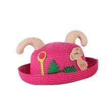 Sunshade Baby Hat Sun Hat Summer Baby Cap Breathable Hat Round Cap