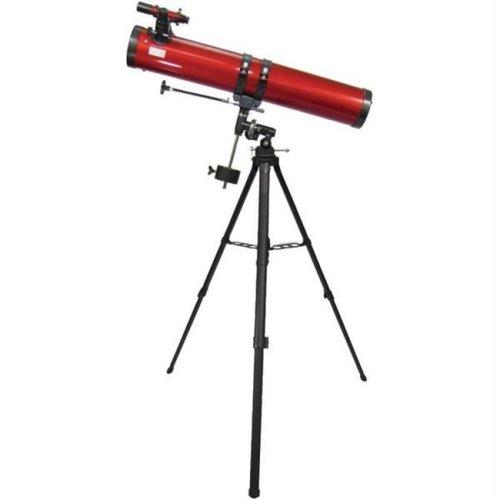 CARSON RP-300 REDPLANET 45-100 X 114MM NEWTONIAN REFLECTOR TELESCOPE