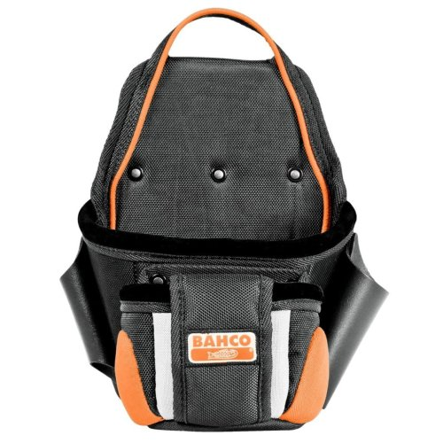 BAHCO Tool Belt Pouch with 2 Pockets 18x14x31 cm 4750-2PP-1