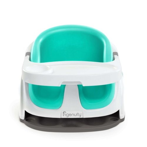 Ingenuity Baby Base 2-in-1 Booster Seat Ultramarine Green K10870