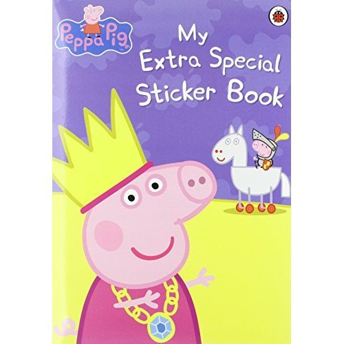 Peppa Pig My Extra Special Sticker Book