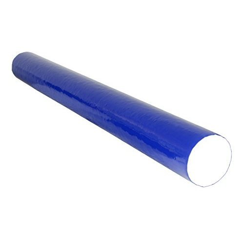 CanDo PE TufCoat Foam Roller, 4 X 36, Round