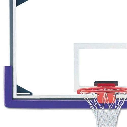 Gared 1092009 Pro-Mold Indoor Basketball Backboard Padding, Maroon