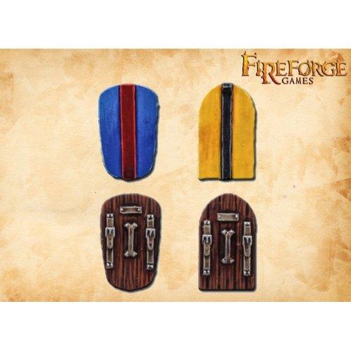 Fireforge Games Pavise Shields