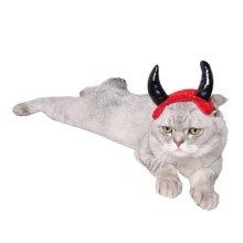 Adjustable Cat Halloween Vampire Hat