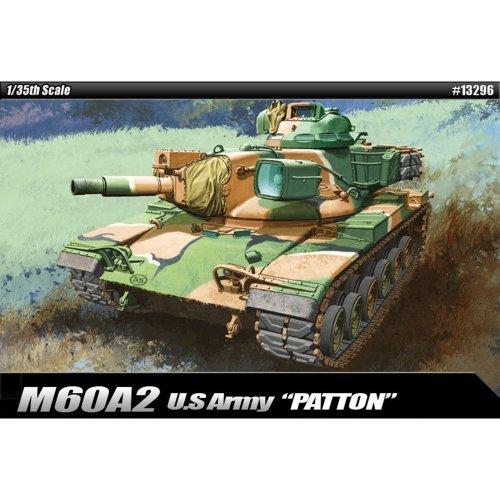 Aca13296 - Academy 1:35 - M60a2 Us Army