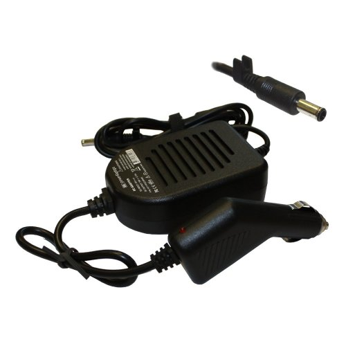 Samsung NP-R510-AS01DE Compatible Laptop Power DC Adapter Car Charger