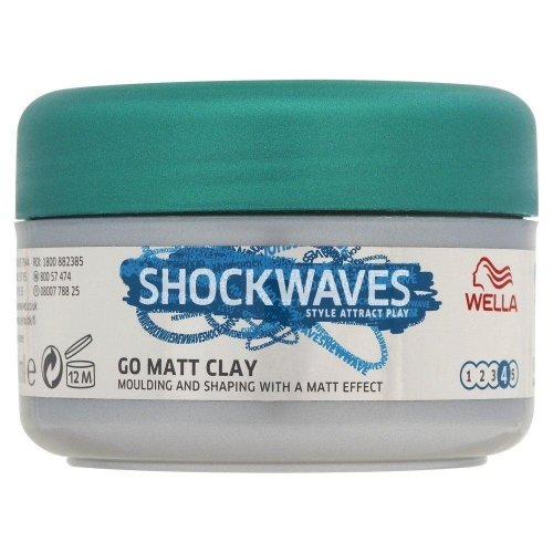 Shockwaves Ultimate Effects Go Matt Clay 75ml