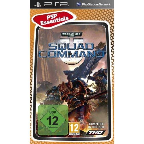 Warhammer 40000 Squad Command Essentials Edition PSP Game