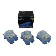 Braun CCR3 Clean & Renew Refill Cartridges - 3-Pack