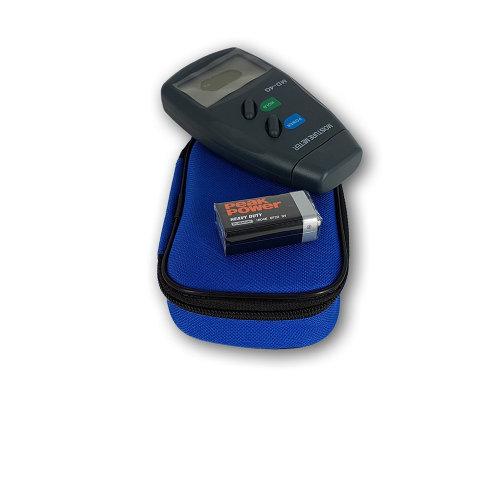 Digital Moisture Meter Damp Detector Wood Timber Humidity Testing Sensor with 4 Measuring Pins