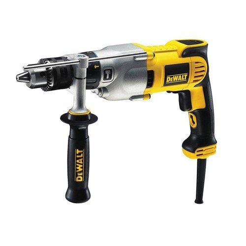 DeWalt D21570K Diamond Core Hammer Drill 2 Speed Keyed Chuck 1300 Watt 240 Volt