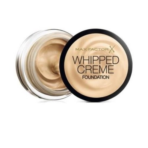 Max Factor Whipped Creme Foundation 18ml Various Shades New & Sealed