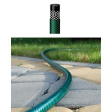 "Very Long Strong Three Layer Garden Hose Pipe 100m Length 1/2"" / 3/4"" / 1""Diameter"