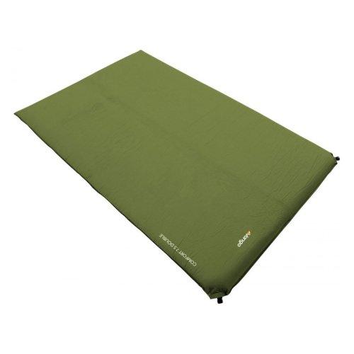 Vango Comfort Mat Double 7.5cm Moss Green