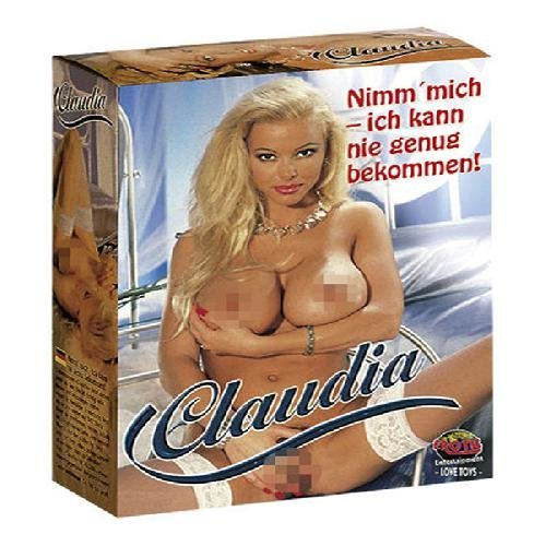 Lovedoll Claudia  Toys for men Blow up Dolls - You2Toys