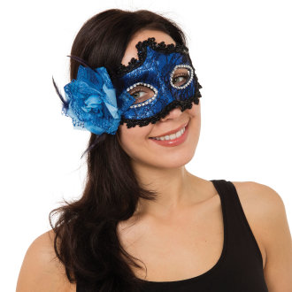 Bristol Novelty Braided Eye Mask