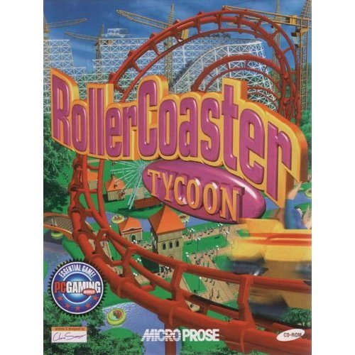 Roller Coaster Tycoon (PC)