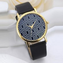 Ladies' Portobello Watch | Women's Patterned Watch
