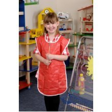 Childrens Waterproof Aprons Age 3-4 Years (A1460)