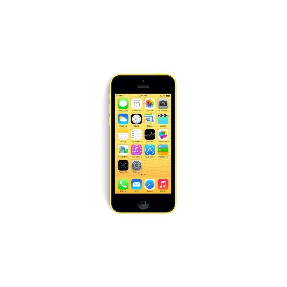T-Mobile, 32GB Apple iPhone 5c Yellow