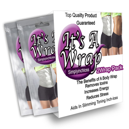 4 Ultimate Body Applicators Body Wraps Works in Just 45 Minutes for Slimming, Detoxing and Firming