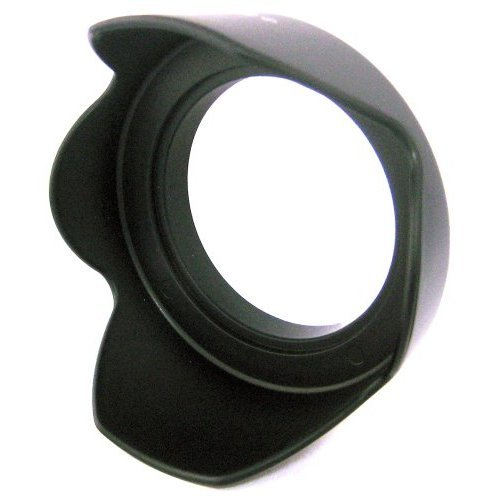 Zeikos 67MM Tulip Flower Lens Hood for Nikon Canon Sony Sigma and Tamron Lenses Comes with a Miracle Fiber Microfiber Cloth