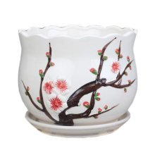 Home/Office Cute Chinese Small Vase Succulent Pots Plant vase, No.9