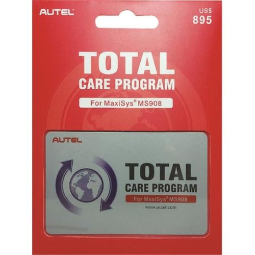 Autel AUL-MS908-1YR 1 Year Software Update for Maxisys, Complete Diagnostic System