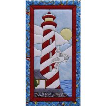 Lighthouse Quilt Magic Kit-Lighthouse