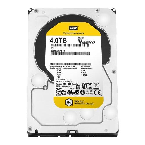 Western Digital Re 4tb 4000gb Serial Ata Iii Internal Hard Drive