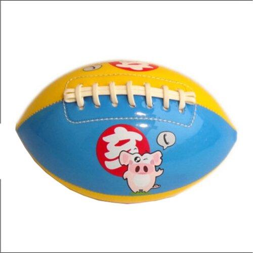 [BLUE PIG] Cute Constellation/Zodiac Kids/Toddles Mini Football, Size 2