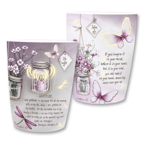 Paper Lantern - Wishing Branch - Gratitude